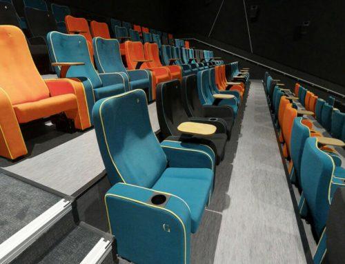 The Light, Sociable Cinema