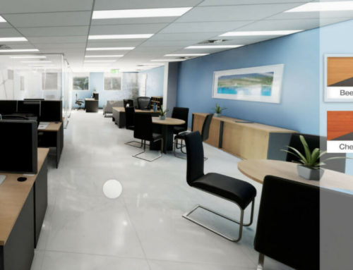 Office Desk Range